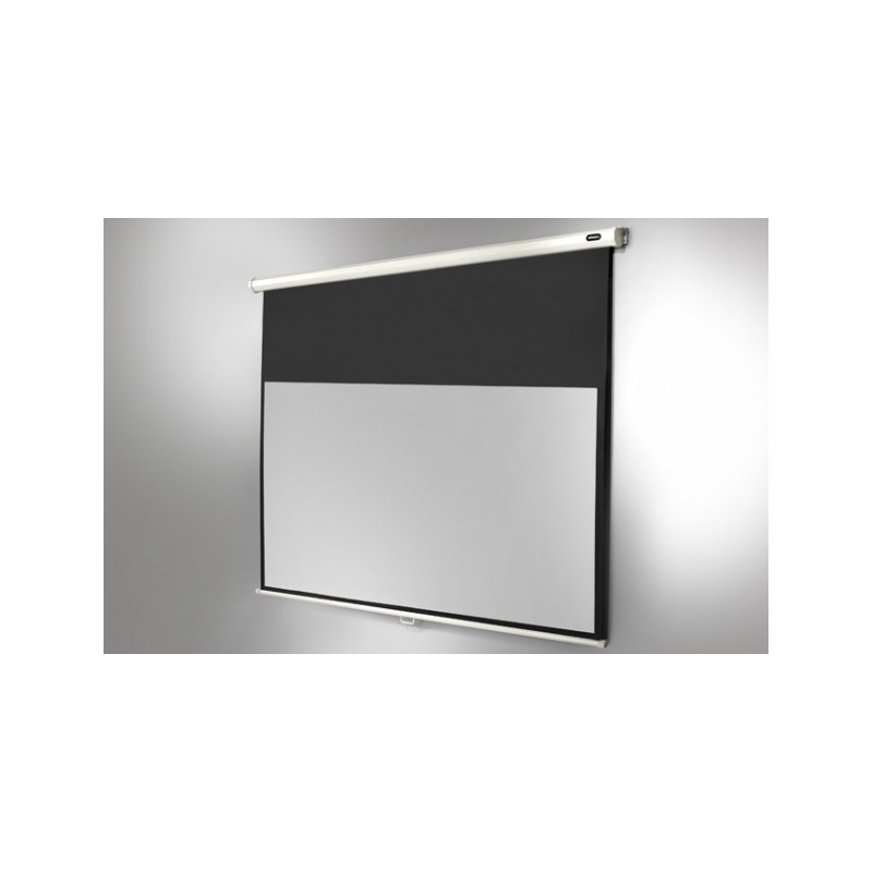 Manual Economy 160 x 90 cm ceiling projection screen - image 11631