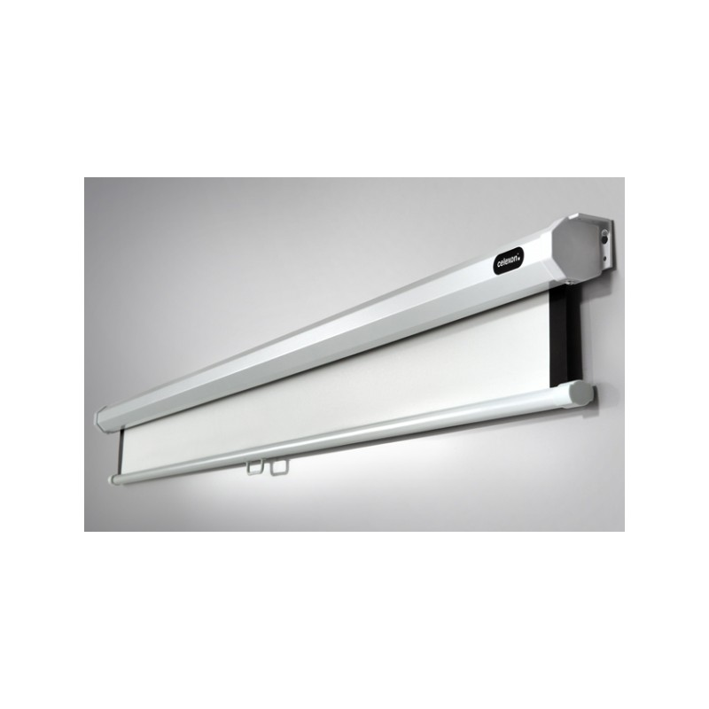 Ceiling manual Economy 300 x 300 cm projection screen - image 11662
