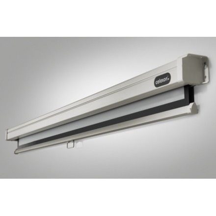 Pantalla de proyección de techo de 280 x 210 cm manual de PRO