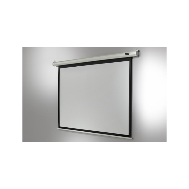 Economy-motorised 300 x 225 cm ceiling projection screen - image 11780