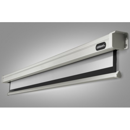 Ceiling motorised PRO 220 x 165 cm projection screen