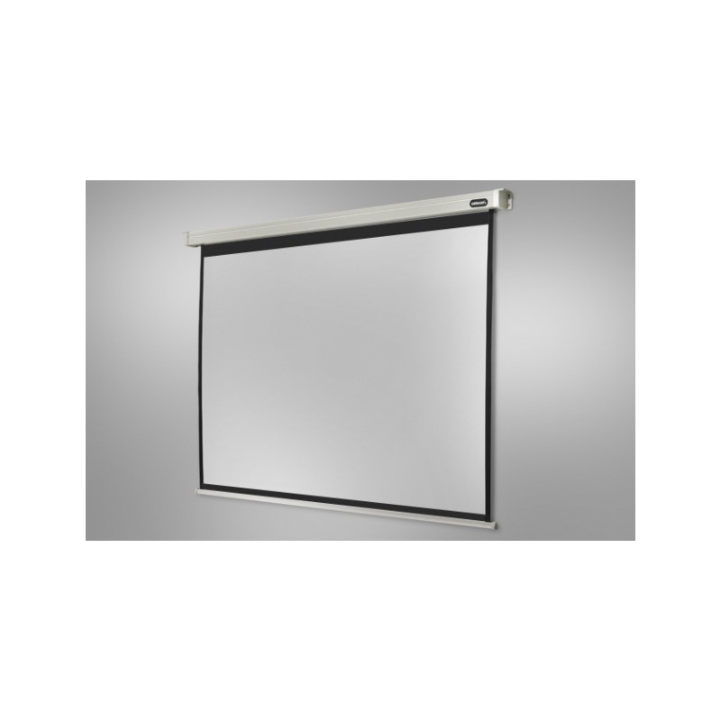 Ceiling motorised PRO 220 x 165 cm projection screen - image 11819
