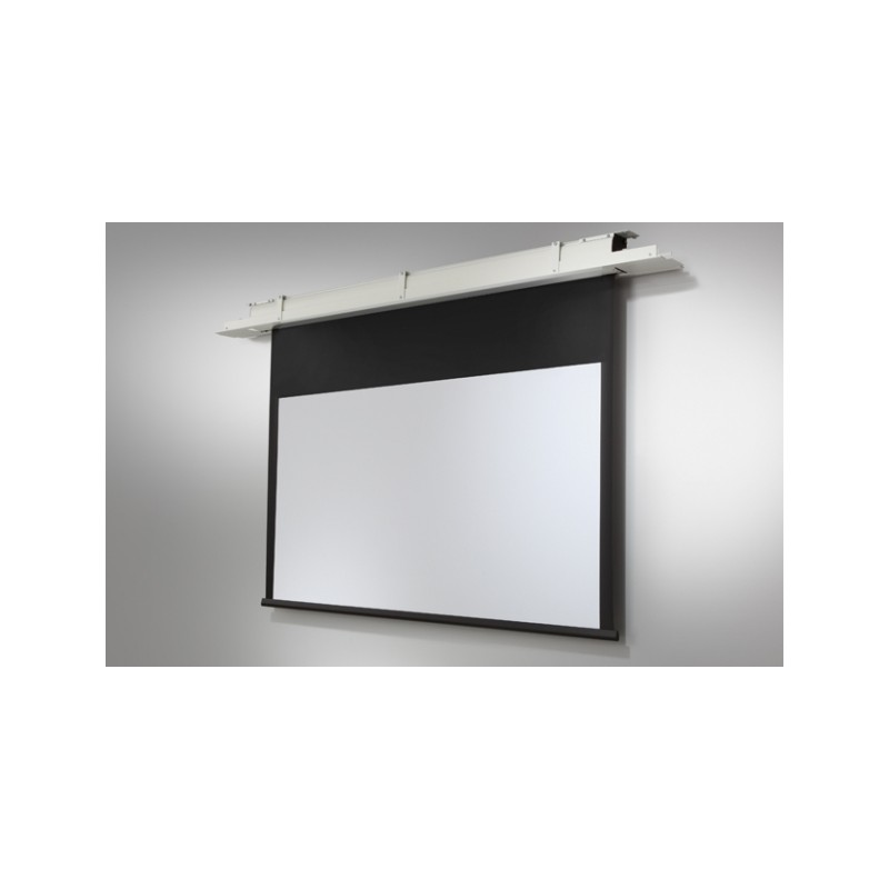 Built-in screen on the ceiling ceiling Expert motorized 160 x 90 cm - image 11910