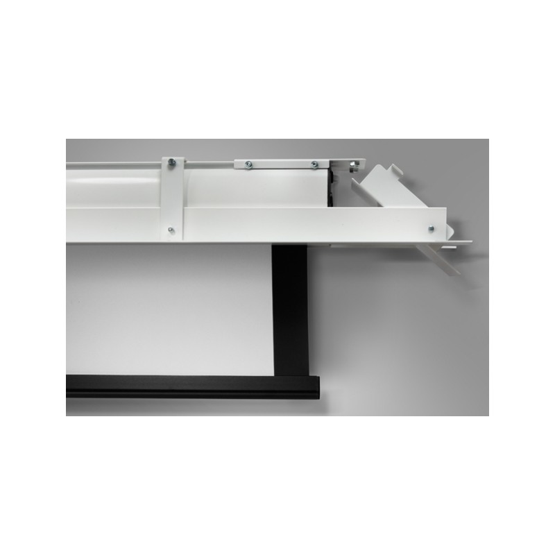 Built-in screen on the ceiling ceiling Expert motorized 250 x 250 cm - image 11956