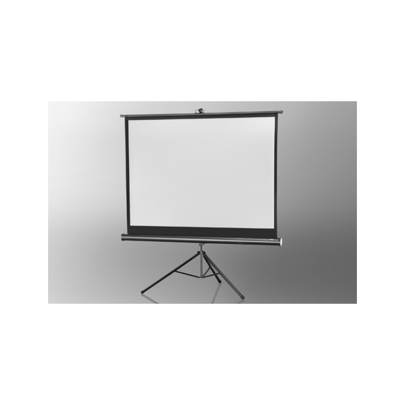 Projection screen on foot ceiling Economy 176 x 132 cm - image 12030