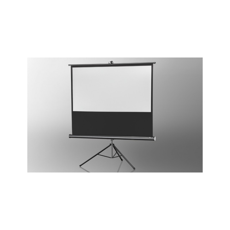 Projection screen on foot ceiling Economy 184 x 104 cm
