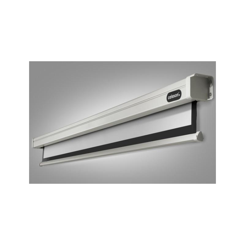 A soffitto motorizzato schermo di proiezione di PRO 240 x 135 cm