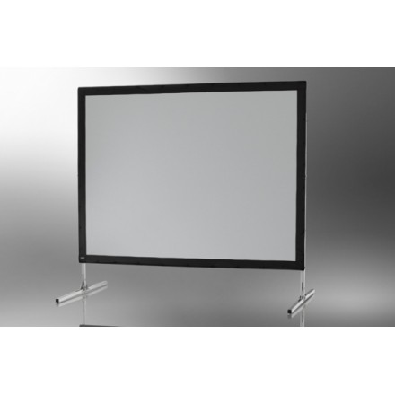 Projection screen on frame ceiling 'Mobile Expert' 305 x 229 cm, projection from the front