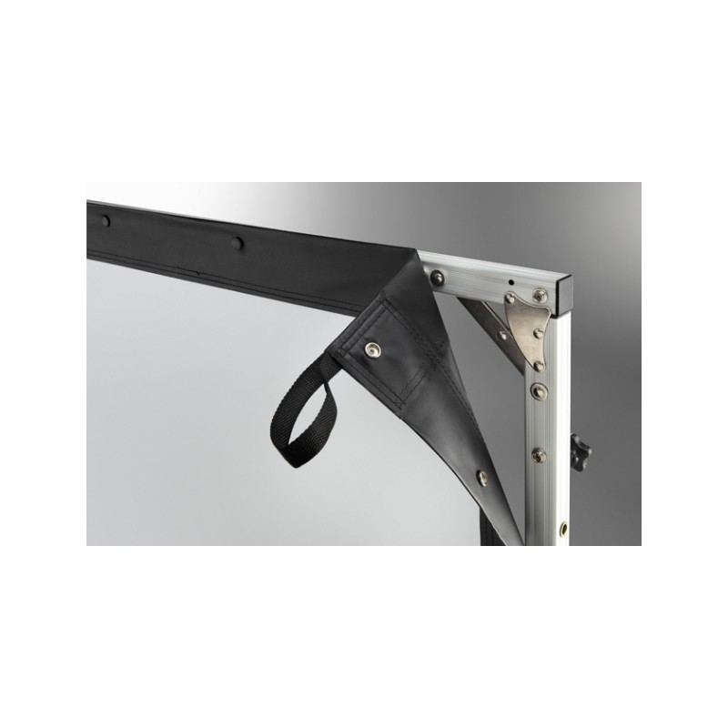 Schermo di proiezione sul soffitto 'Mobile Expert' 305 x 172 cm, sporgenza dalla parte anteriore del telaio - image 12241