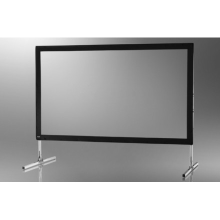 Projection screen on frame ceiling 'Mobile Expert' 406 x 228 cm, projection from the front