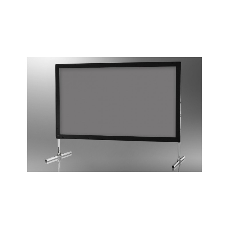 Projection screen on frame ceiling 'Mobile Expert' 305 x 172 cm, projection by l, rear