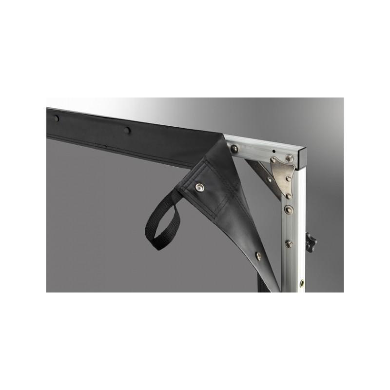 Schermo di proiezione sul soffitto Mobile Expert 366 x 206 cm, proiezione di posteriore telaio - image 12296