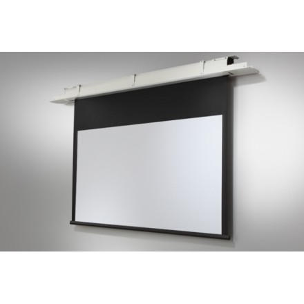 Built-in screen on the ceiling ceiling Expert motoris 200 x 125 cm - Format 16:10