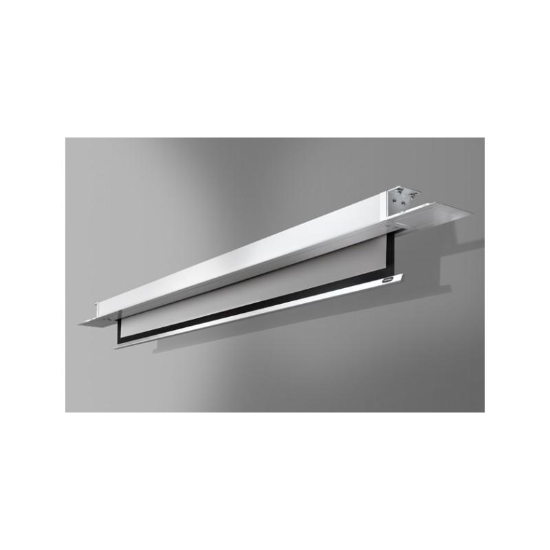 Ecran encastrable au plafond celexon Motorisé PRO 180 x 180 cm - image 12415