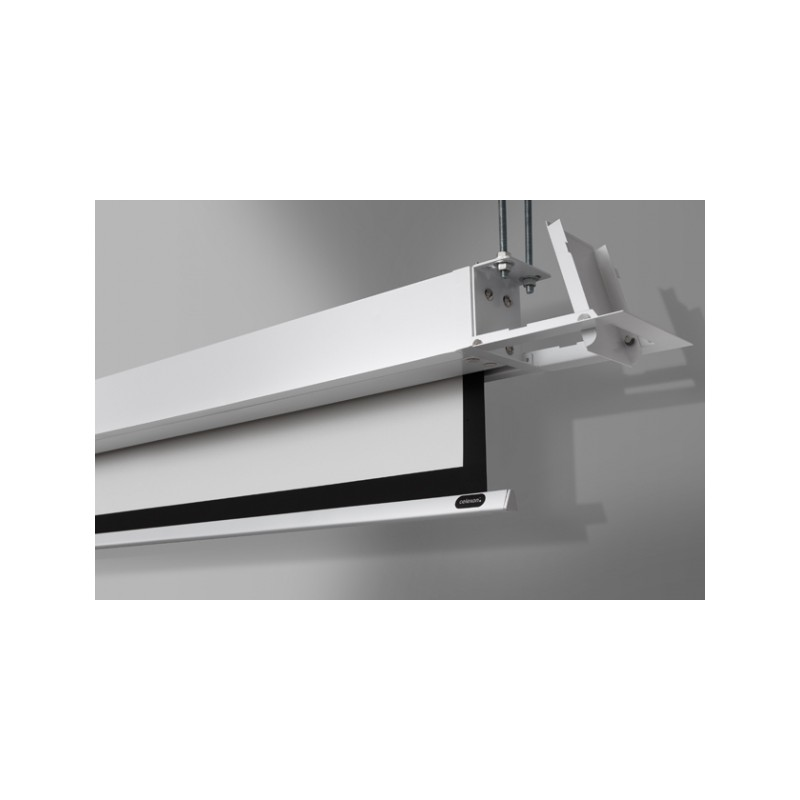 Built-in screen on the ceiling ceiling motorised PRO 180 x 180 cm - image 12417