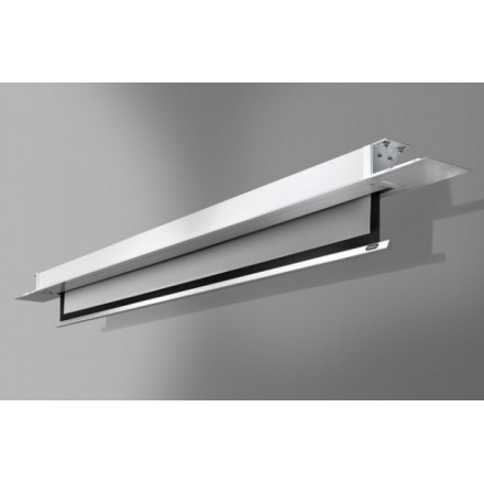Built-in screen on the ceiling ceiling motorised PRO 220 x 124 cm