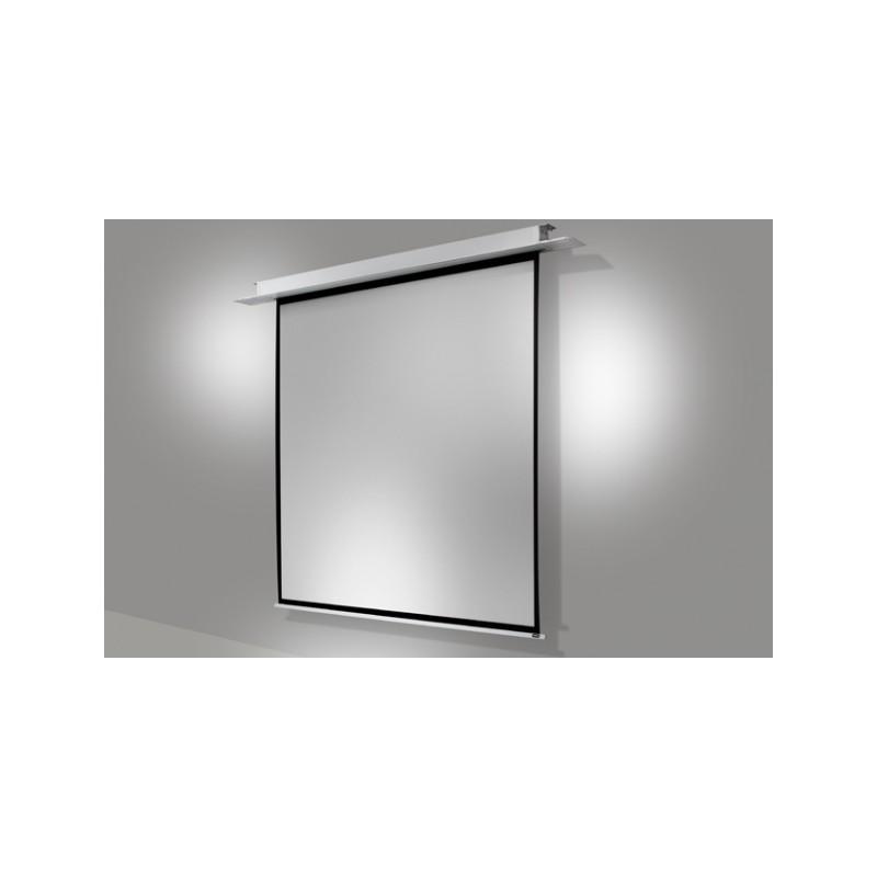 Ecran encastrable au plafond celexon Motorisé PRO 220 x 220 cm - image 12448