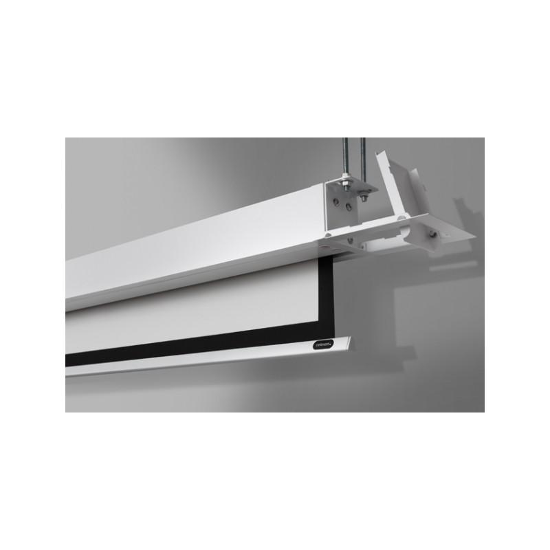 ecran encastrable au plafond celexon motoris 233 pro 240 x 240 cm