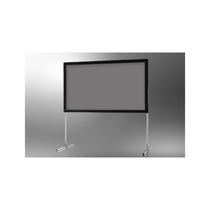 Projection screen on frame ceiling 'Mobile Expert' 305 x 190 cm, projection by l, rear - image 12525