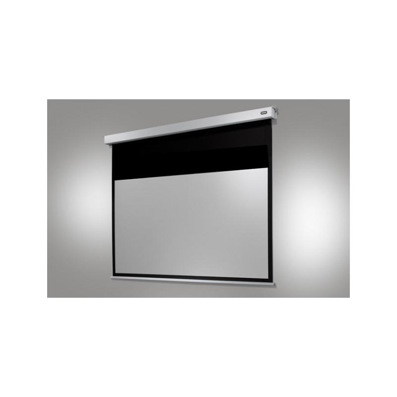 Motorised PRO PLUS 180 x 112cm ceiling projection screen - image 12678