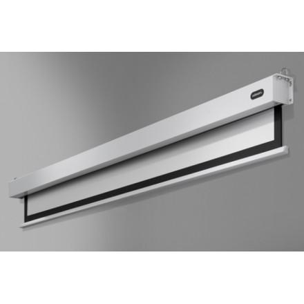 A soffitto motorizzato PRO PLUS 200 x schermo di proiezione 113 cm