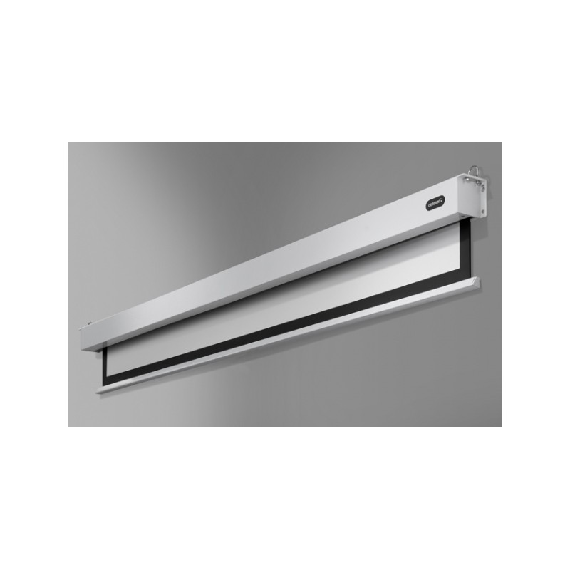 Ceiling motorised PRO more 240 x 240cm projection screen - image 12717