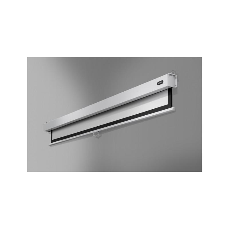 Manuale PRO più 240 x 240cm, schermo di proiezione a soffitto
