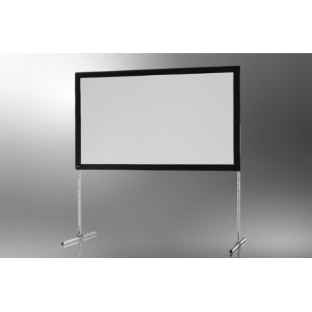 Projection screen on frame ceiling 'Mobile Expert' 305 x 190 cm, projection from the front