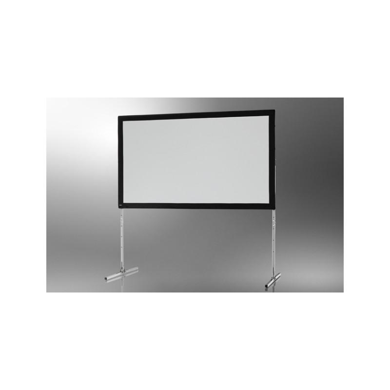 Projection screen on frame ceiling 'Mobile Expert' 366 x 229 cm, projection from the front