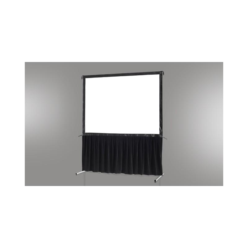 Kit de rideau 1 pièce pour les écrans celexon Mobile Expert 244 x 137 cm - image 12806