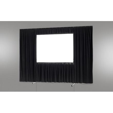 Kit de rideau 4 pièces pour les écrans celexon Mobile Expert 366 x 229 cm