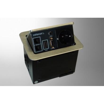 Boitier de table celexon Expert TA-100S