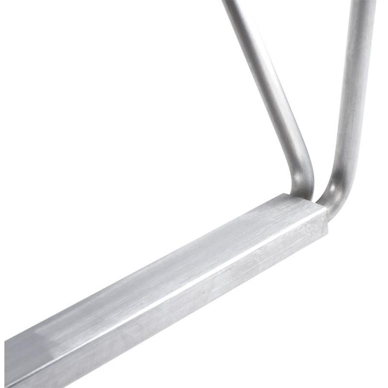 Tabouret de bar ARIEGE rotatif et réglable (noir) - image 16254