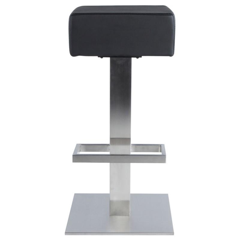 Design swivel bar stool OISE rotary (black) - image 16646