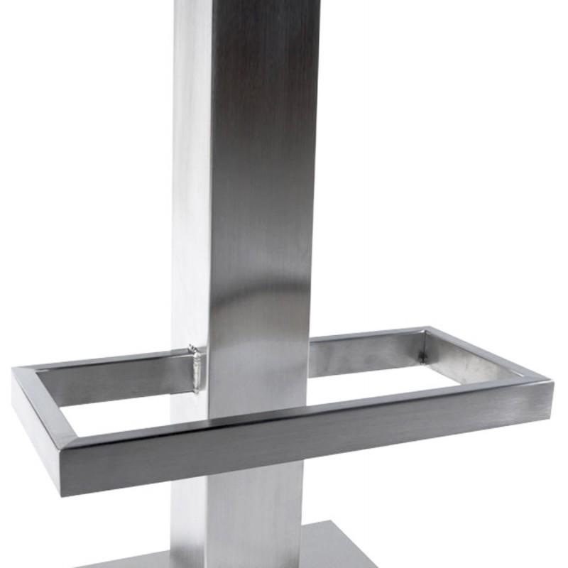 Design swivel bar stool OISE rotary (black) - image 16650