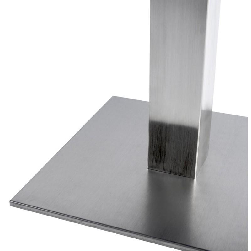Diseño taburete de la barra giratoria OISE (blanco) - image 16661