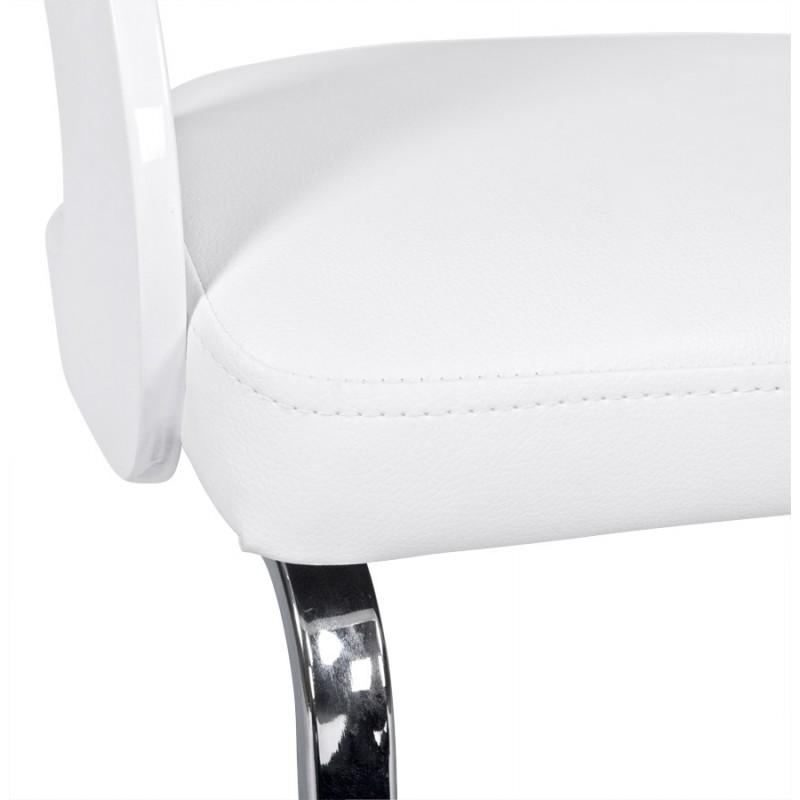 Chaise contemporaine LOING (blanc) - image 16746