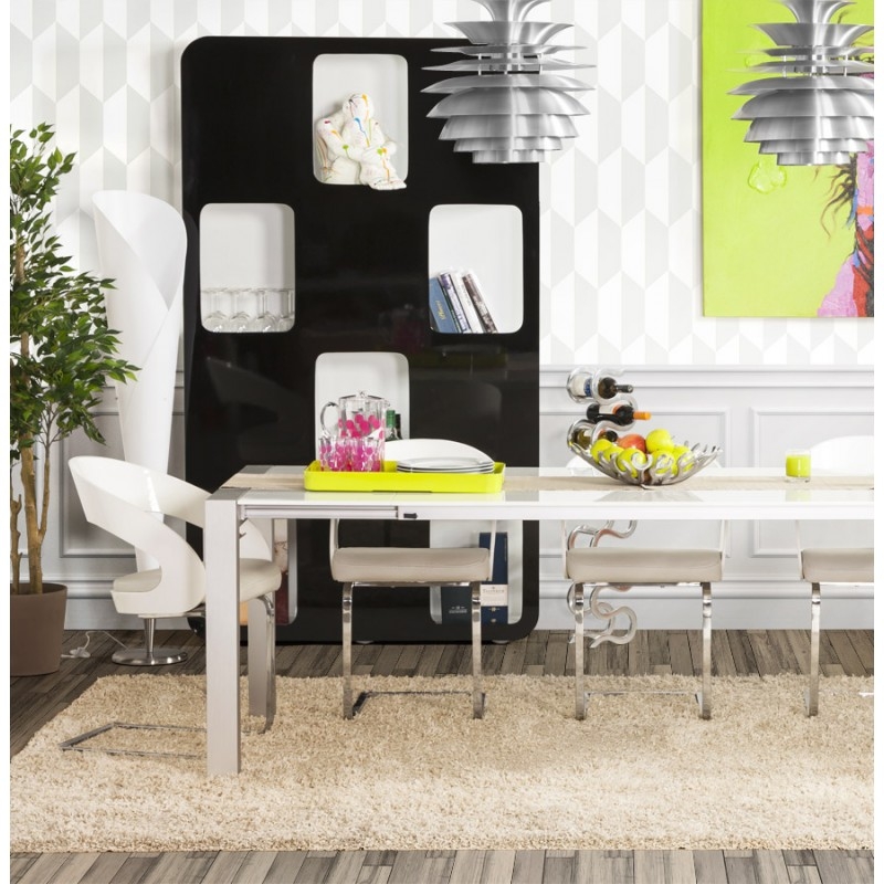 Chaise contemporaine LOING (blanc) - image 16753
