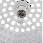 Lámpara de piso diseño MOEROL XL CHROME acero cromado (gran y cromo)
