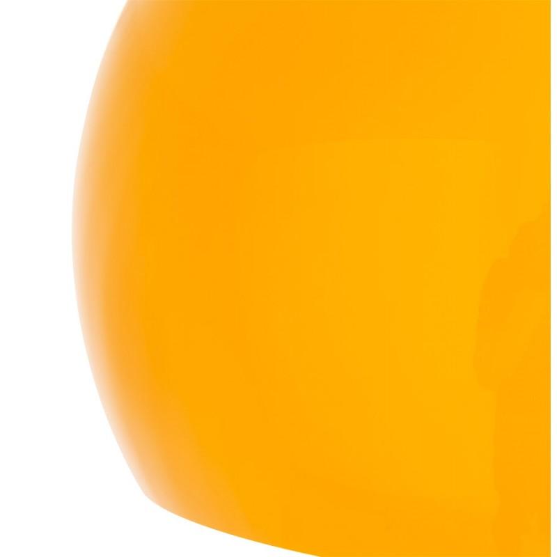 Lámpara de pie de diseño de pantalla ajustable de MOEROL XL (grande y naranja) - image 17002