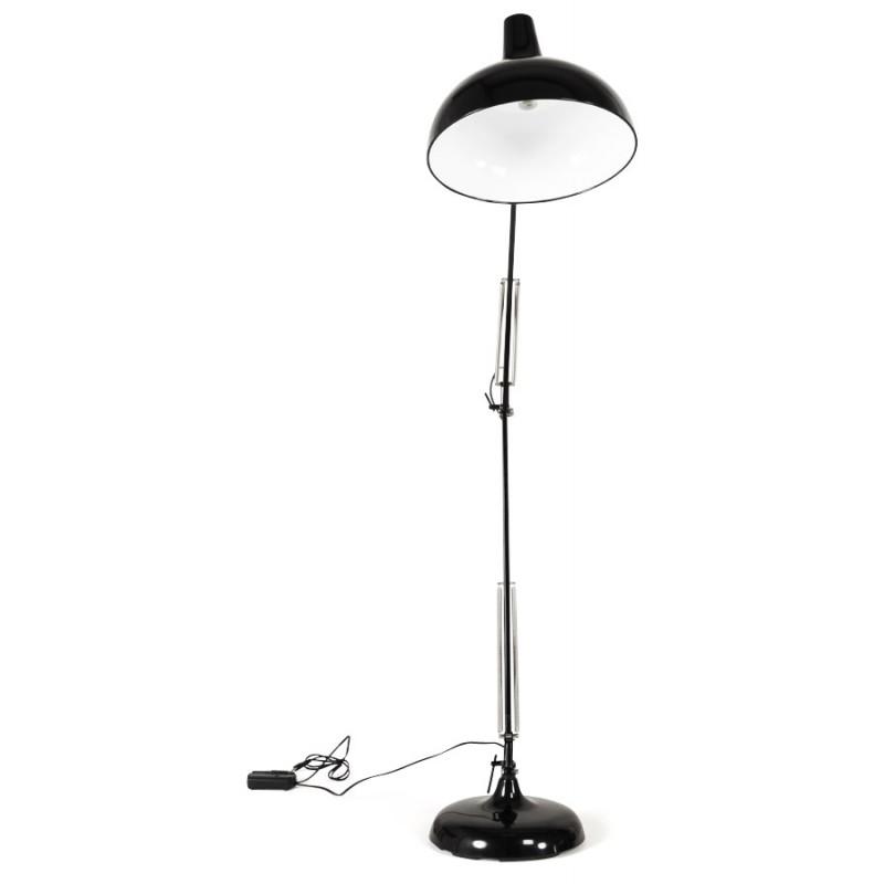 Diseño de lámpara metal ROLLIER (negro) - image 17138