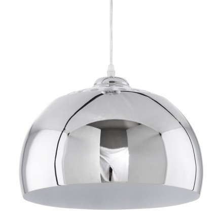 Lamp design suspension ARRENGA (chromed)