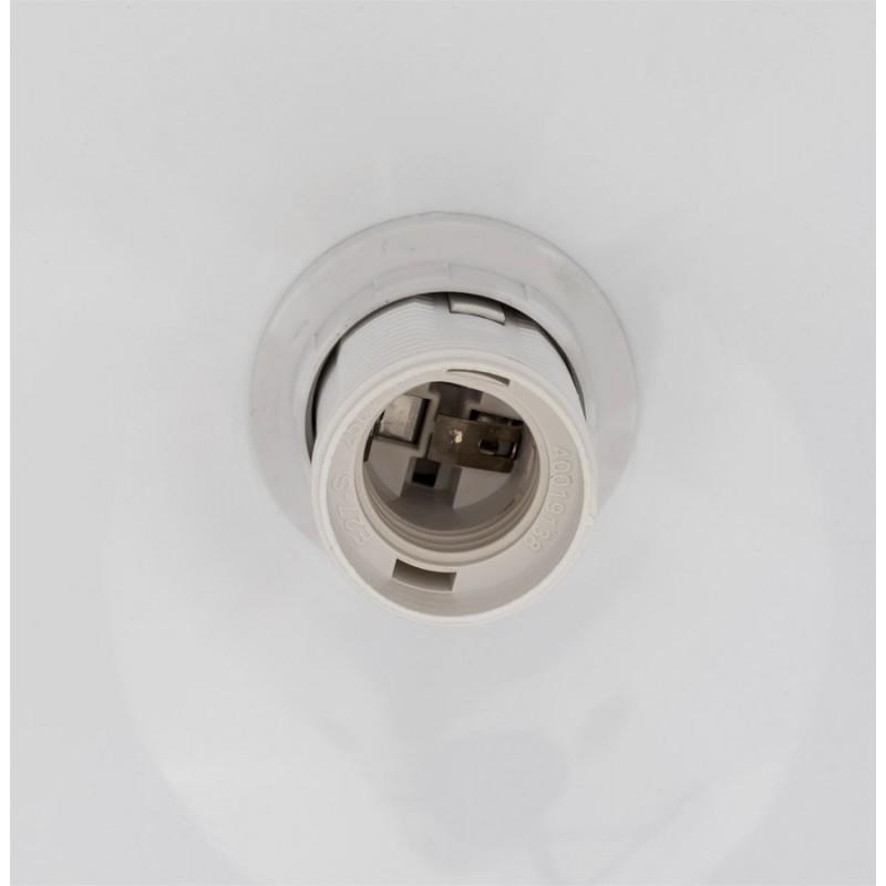 Lampe à suspension design ASTRILD en métal (chromé) - image 17290