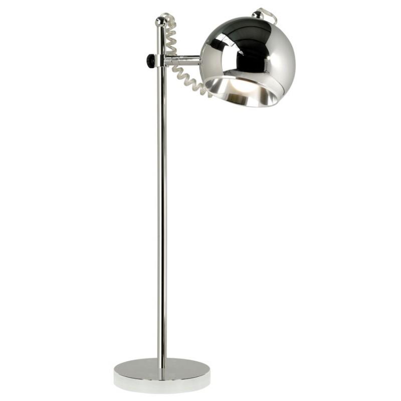 Design Tischlampe BATARA Metall (Chrom) - image 17356