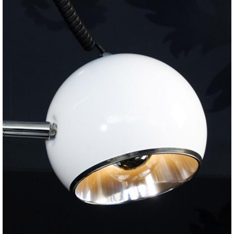 Design Tischleuchte BATARA Metall (weiß) - image 17368