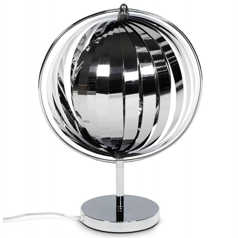 Design table lamp BECHE SMALL CHROME metal (chrome) - image 17387