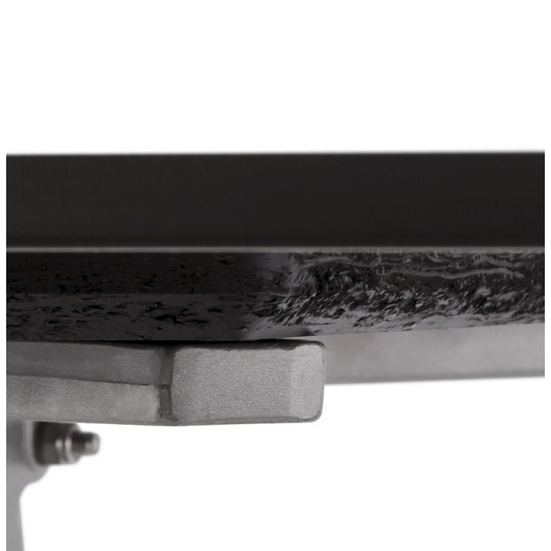 Plateau de table LILAS carré en polymère (68cmX68cmX3cm) (blanc) - image 17458