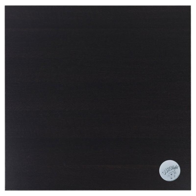 Plateau de table JASMINE carré en bois (68cmX68cmX5cm) (wengé) - image 17462