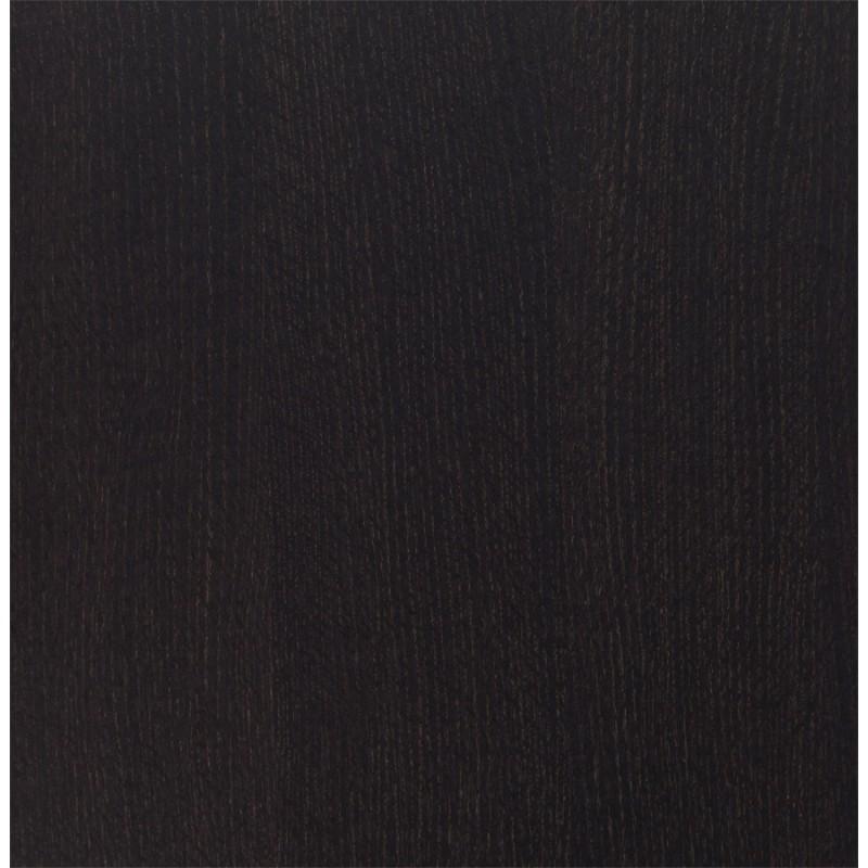 Plateau de table JASMINE carré en bois (68cmX68cmX5cm) (wengé) - image 17463