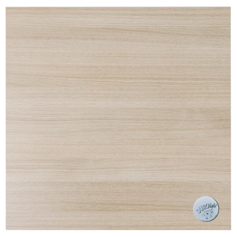 Plateau de table JASMINE carré en bois (68cmX68cmX5cm) (naturel)